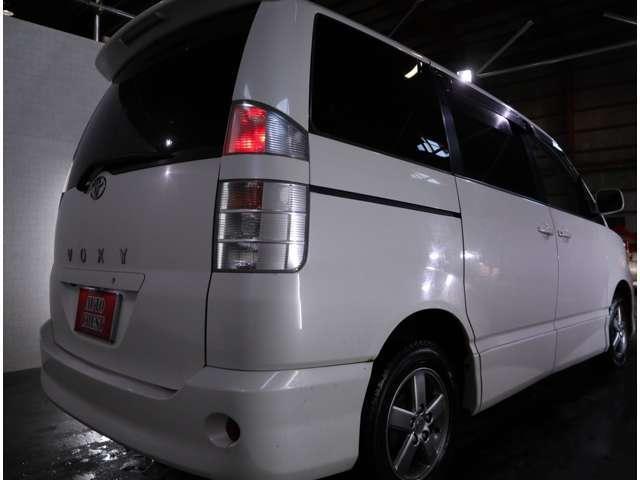 「トヨタ」「ヴォクシー」「ミニバン・ワンボックス」「北海道」の中古車8