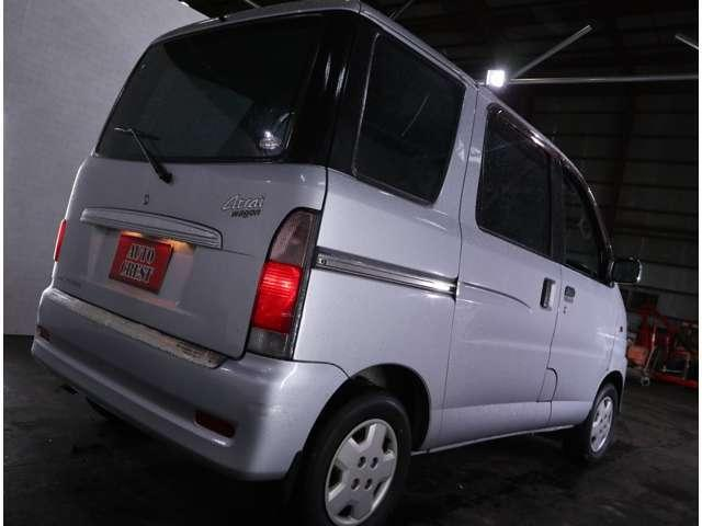 「ダイハツ」「アトレーワゴン」「コンパクトカー」「北海道」の中古車8