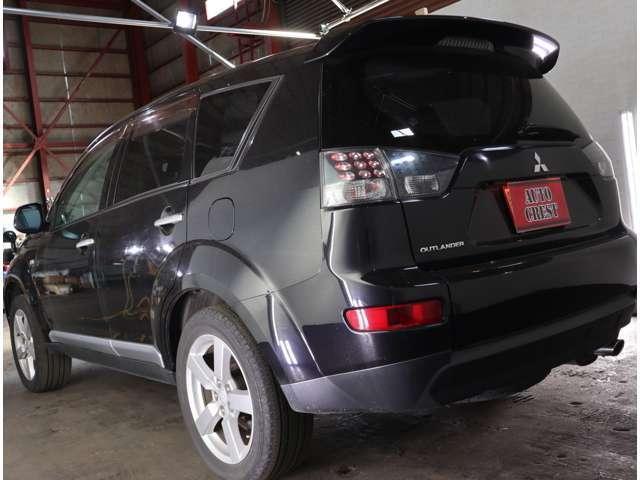 「三菱」「アウトランダー」「SUV・クロカン」「北海道」の中古車6