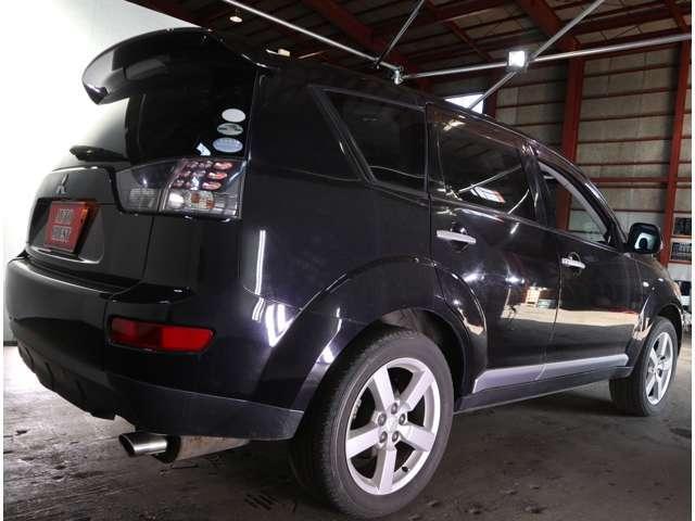 「三菱」「アウトランダー」「SUV・クロカン」「北海道」の中古車8