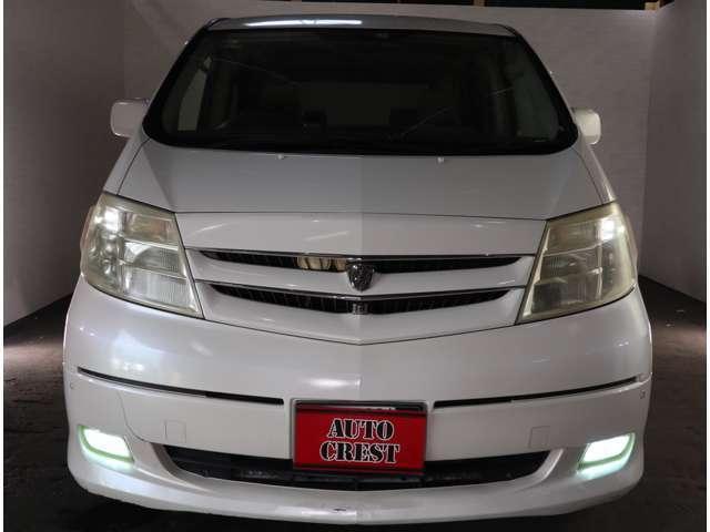 「トヨタ」「アルファード」「ミニバン・ワンボックス」「北海道」の中古車4
