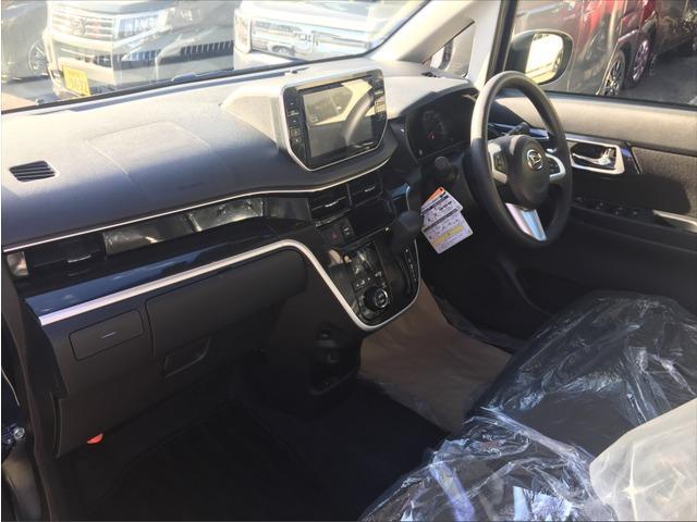 ダイハツ ムーヴ カスタム XリミテッドSAIII4WD 8インチフルセグナビ