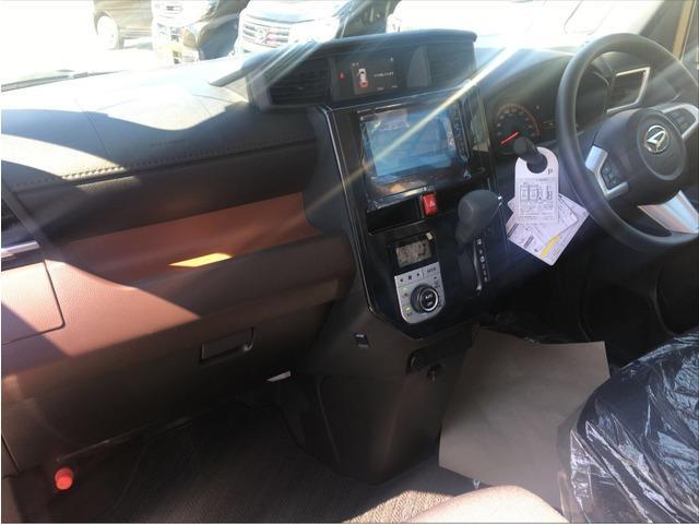 ダイハツ トール G SAII4WD  フルセグナビ バックカメラ