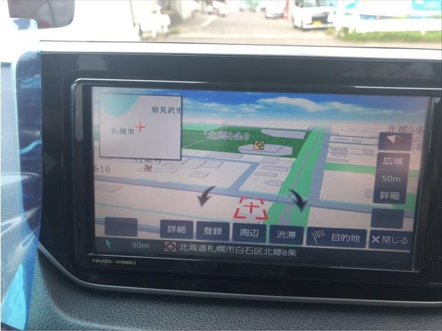 カスタム RS ハイパーSAIII 4WD フルセグナビ(10枚目)