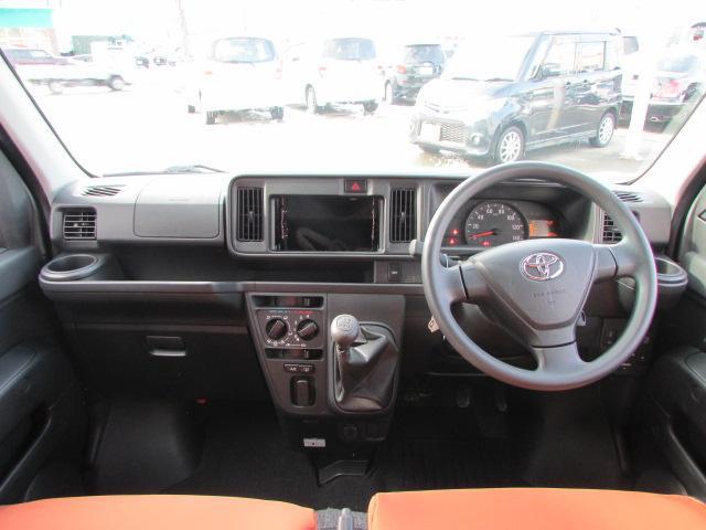 4WD マニュアル ワンオーナー スマートアシスト パートタイム4WD リアヒーター オートハイビーム エコアイドル TRC 電動格納ミラー(8枚目)