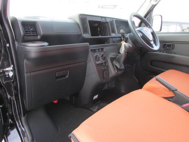 4WD マニュアル ワンオーナー スマートアシスト パートタイム4WD リアヒーター オートハイビーム エコアイドル TRC 電動格納ミラー(9枚目)