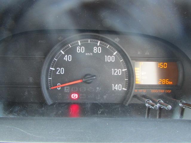 4WD マニュアル ワンオーナー スマートアシスト パートタイム4WD リアヒーター オートハイビーム エコアイドル TRC 電動格納ミラー(14枚目)