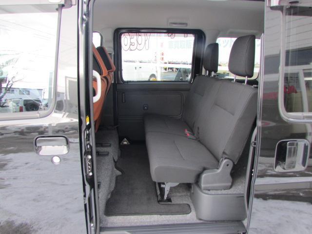 4WD マニュアル ワンオーナー スマートアシスト パートタイム4WD リアヒーター オートハイビーム エコアイドル TRC 電動格納ミラー(17枚目)