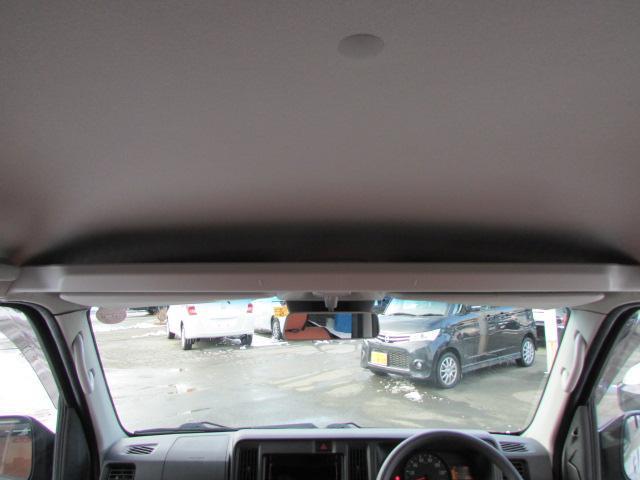 4WD マニュアル ワンオーナー スマートアシスト パートタイム4WD リアヒーター オートハイビーム エコアイドル TRC 電動格納ミラー(23枚目)