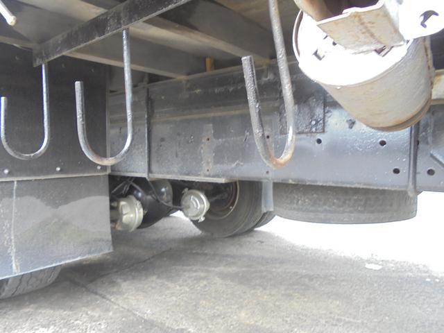 いすゞ フォワード 3軸低床 2デフ タダノ3段ラジコン フックイン付 Z107