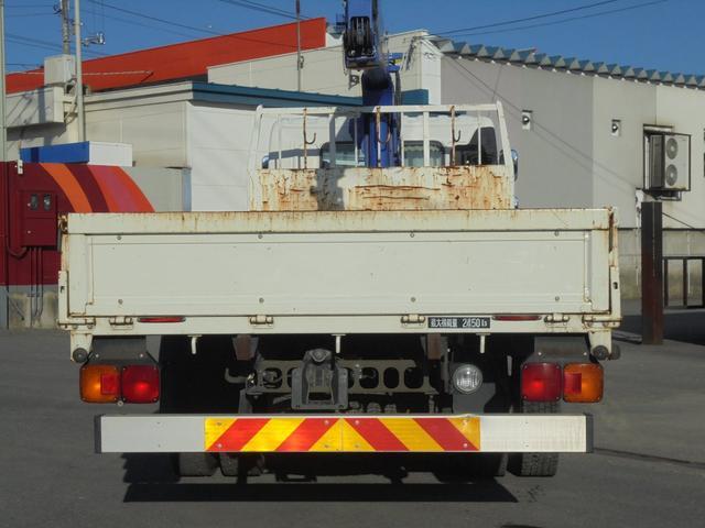 4トン 標準ロング タダノ4段ラジコン付き(7枚目)