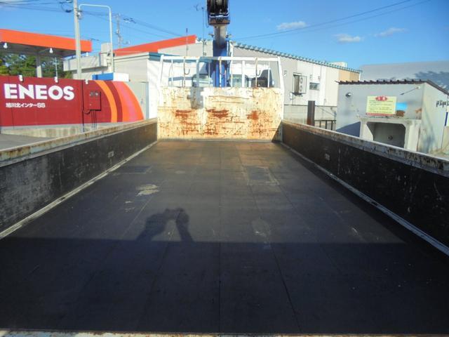 4トン 標準ロング タダノ4段ラジコン付き(8枚目)