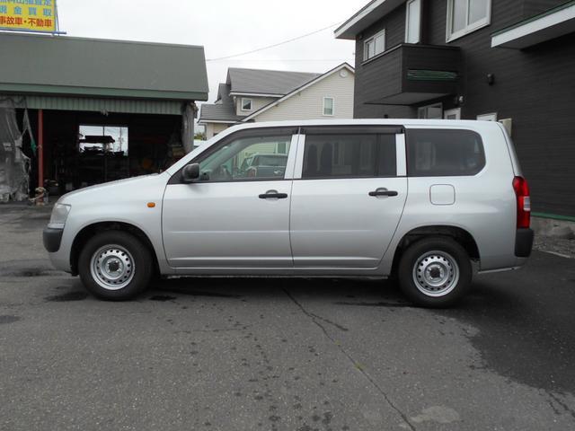 「トヨタ」「プロボックスバン」「ステーションワゴン」「北海道」の中古車8
