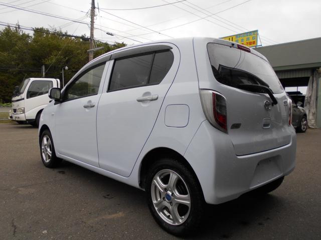 「ダイハツ」「ミライース」「軽自動車」「北海道」の中古車7