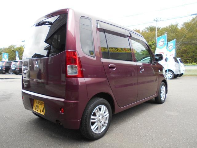 「三菱」「トッポ」「コンパクトカー」「北海道」の中古車5