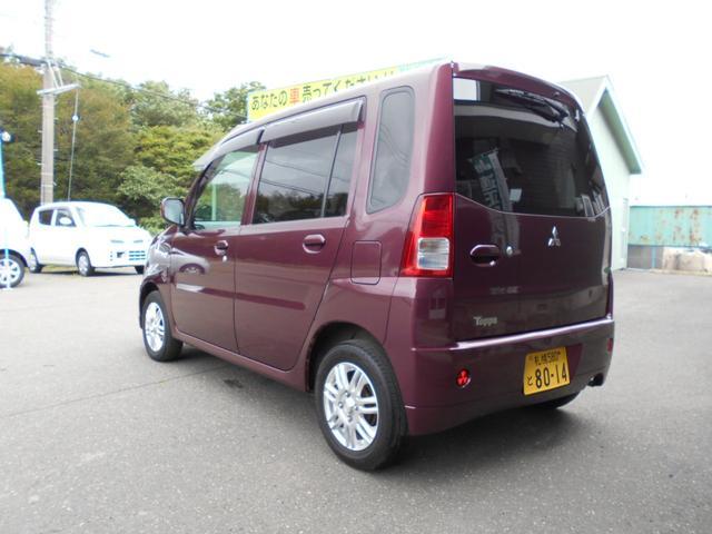 「三菱」「トッポ」「コンパクトカー」「北海道」の中古車7