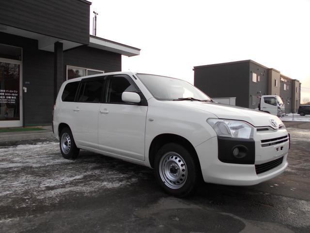 「トヨタ」「プロボックス」「ステーションワゴン」「北海道」の中古車4