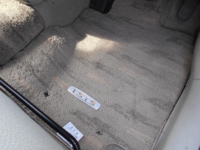 「トヨタ」「アイシス」「ミニバン・ワンボックス」「北海道」の中古車21
