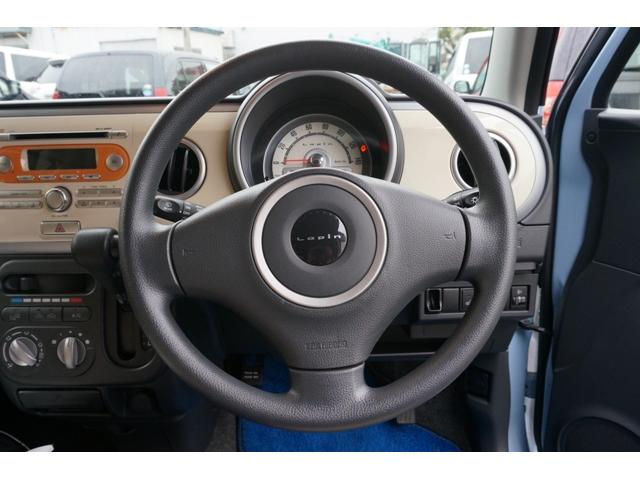 スズキ アルトラパン G 4WD プッシュスタート 純正オーディオ リアPガラス