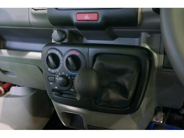M 4WD  マニュアル 集中ドアロック パワステ エアコン(11枚目)