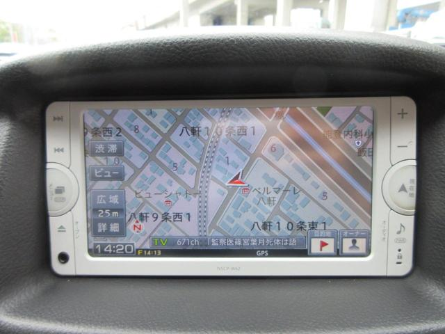 UL 4WD 本州仕入れ 純正SDナビTV  ABS ETC(10枚目)