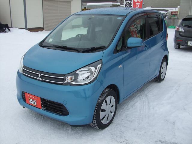 「三菱」「eKワゴン」「コンパクトカー」「北海道」の中古車6