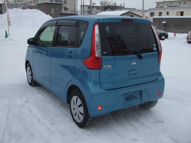 「三菱」「eKワゴン」「コンパクトカー」「北海道」の中古車11