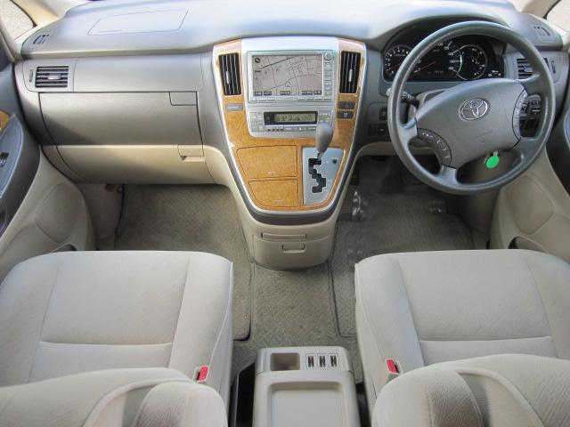 トヨタ アルファードV MX Lエディション4WD HDDナビ バックカメラ 後期型