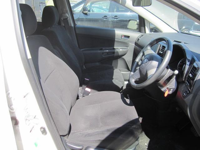 トヨタ ウィッシュ Xリミテッド 4WD 社外ナビテレビ DVD再生 1年保証