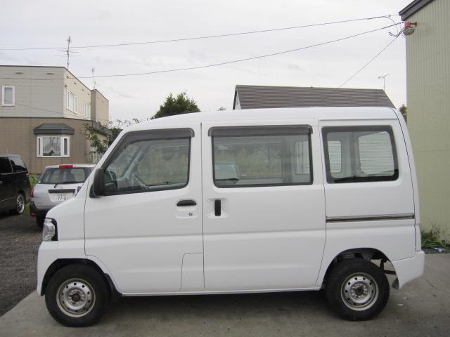 「日産」「NV100クリッパーバン」「軽自動車」「北海道」の中古車5