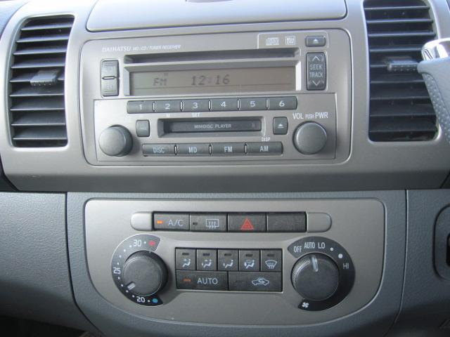 カスタムX 4WD  フルエアロ キーレス CDコンポ(11枚目)