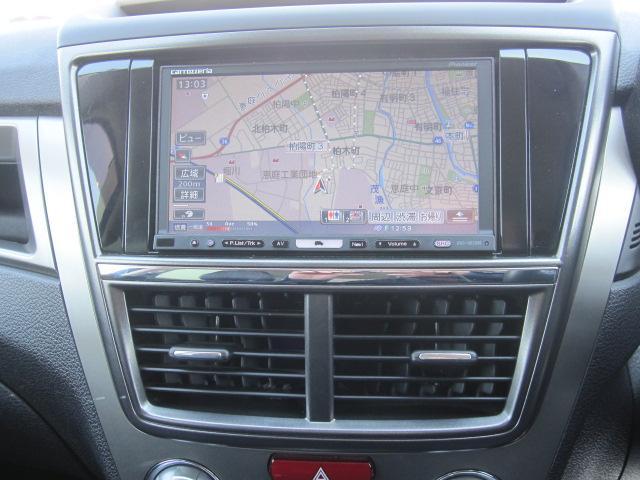 2.5i-S 4WD ワンオーナー HDDナビ 地デジテレビ リアモニター DVD再生 バックカメラ スマートキー プッシュスタート スマートキー ETC ウインカーミラー アルミホイール(12枚目)