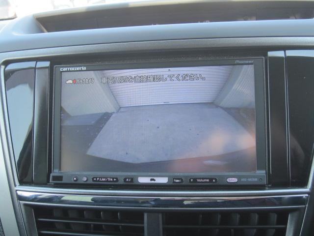 2.5i-S 4WD ワンオーナー HDDナビ 地デジテレビ リアモニター DVD再生 バックカメラ スマートキー プッシュスタート スマートキー ETC ウインカーミラー アルミホイール(13枚目)