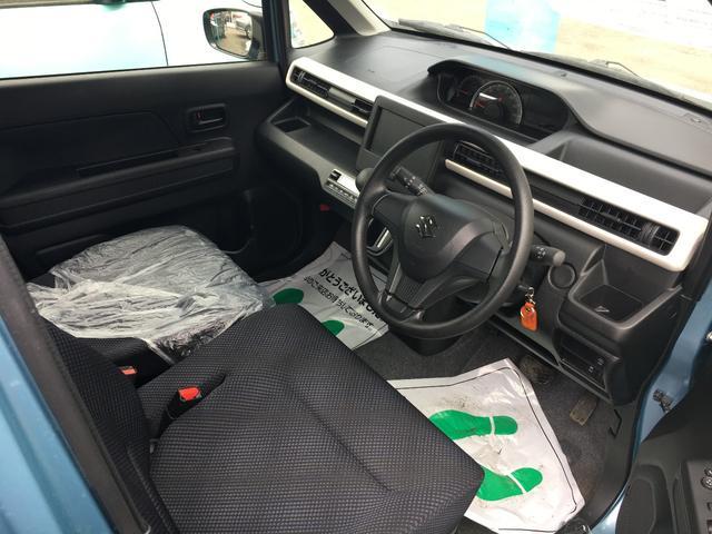 スズキ ワゴンR ハイブリッドFX 試乗車アップ