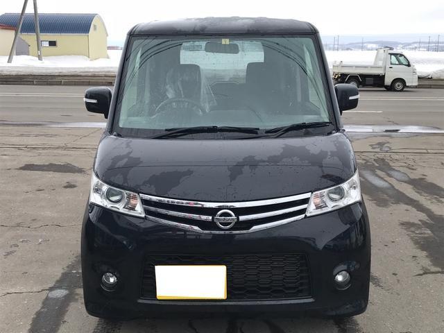 ハイウェイスター 4WD 軽自動車 ブラック CVT AC(2枚目)