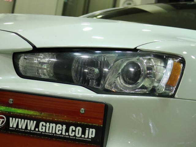三菱 ランサー GSR カロッツェリアサイバーナビ オーリンズ車高調