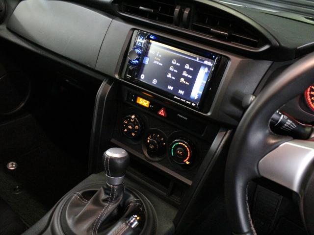 トヨタ 86 G 後期型 ワンオーナー クラリオンナビ LEDヘッドライト