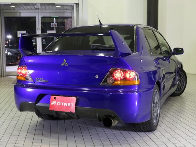 「三菱」「ランサーエボリューション」「セダン」「北海道」の中古車8