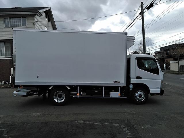 低温冷凍車 格納パワーゲート 積載3トン ワイドロング(4枚目)