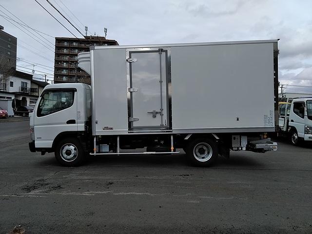 低温冷凍車 格納パワーゲート 積載3トン ワイドロング(5枚目)