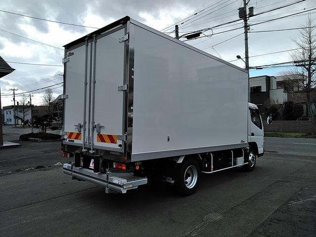 低温冷凍車 格納パワーゲート 積載3トン ワイドロング(6枚目)