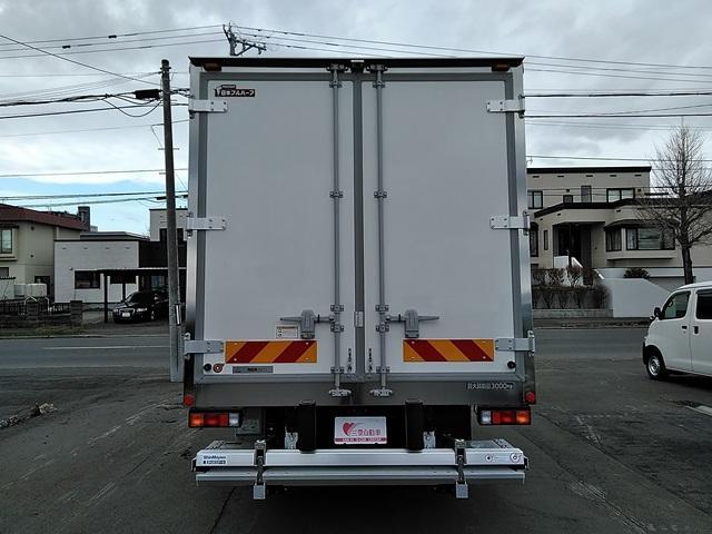 低温冷凍車 格納パワーゲート 積載3トン ワイドロング(7枚目)