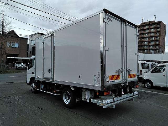低温冷凍車 格納パワーゲート 積載3トン ワイドロング(8枚目)