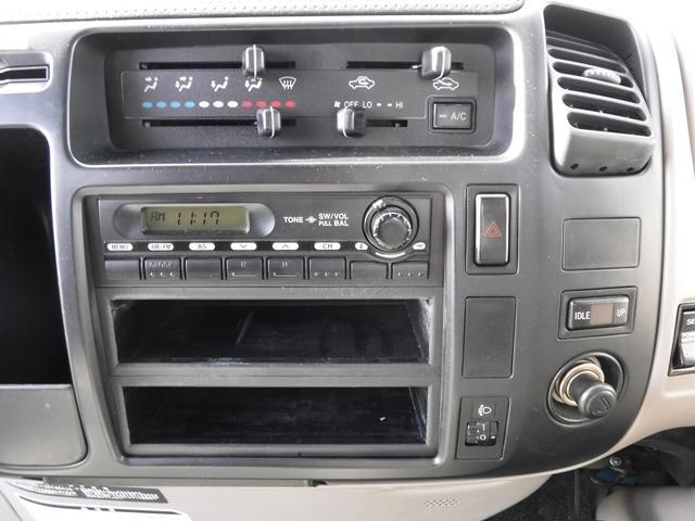 1.5t 平ボディ 4WD リアシングルタイヤ(16枚目)