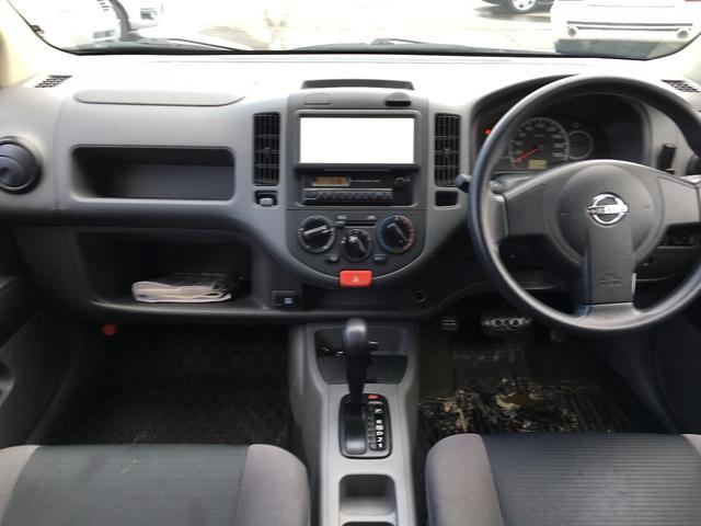日産 AD VE 4WD キーレス