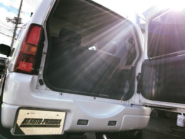 スズキ ジムニー ワイルドウインド 4WD リフトUP 社外AW マッドタイヤ