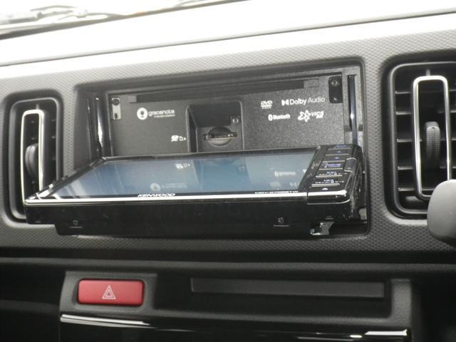 ベースグレード 4WD3型5速マニュアルミッション4WDケンウッド地DフルセグナビブルートゥースポジションLEDバルブIPF製ルームランプLED化済みハセプロマジカルカーボンドアアームレスト部ブラックカーボン施工済み(23枚目)