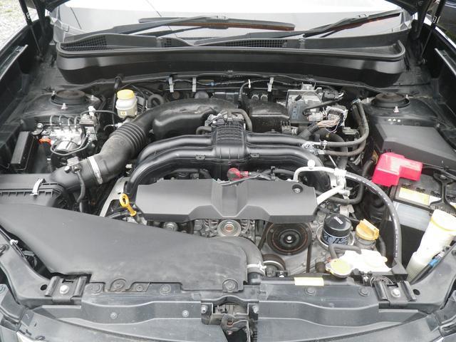 2.5iアイサイト Lパッケージ AWD黒革アルカンターラ電動シート地デジフルセグナビブルートゥースハンズフリーDVD再生USBオーディオリアカメラETCアクセスキー2個パノラミックガラスルーフFB25タイミングチェーンエンジン後期型(9枚目)