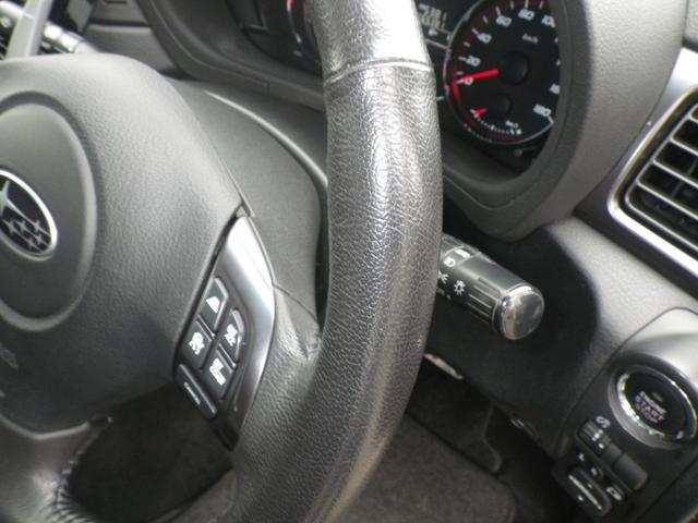 2.5iアイサイト Lパッケージ AWD黒革アルカンターラ電動シート地デジフルセグナビブルートゥースハンズフリーDVD再生USBオーディオリアカメラETCアクセスキー2個パノラミックガラスルーフFB25タイミングチェーンエンジン後期型(25枚目)