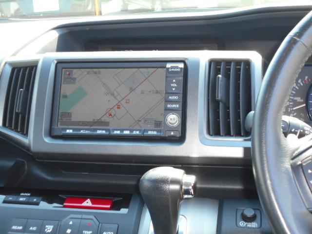 ホンダ ステップワゴンスパーダ Z HDDナビエディション 4WD